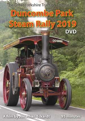 Duncombe Park Steam Rally DVD 2019